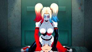 Harley Quinn – Arkham ASS 1